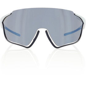 Red Bull SPECT Pace Lunettes de soleil, matte silver/matte blue/amber-silver